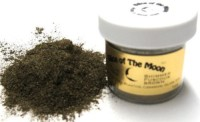 Slice Of The Moon Shimmer Fuscous Brown Mica Powder Metallic Brown Powder Cosmetic Mica 30 ml(Brown)
