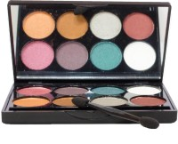 Coloressence Pearl Finish Eye Shades Pallete I 28 g(Multicolor)