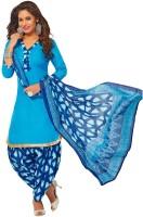 Jevi Prints Cotton Solid Salwar Suit Dupatta Material(Un-stitched)