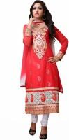 Morli Cotton Self Design Salwar Suit Dupatta Material(Un-stitched)