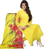 Varanga Georgette Printed Salwar Suit Dupatta Material(Un-stitched)