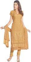 Rozdeal Cotton Self Design Salwar Suit Dupatta Material(Un-stitched)