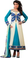 Triveni Silk Self Design Dress/Top Material(Un-stitched)
