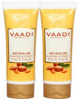 Vaadi Herbals Instaglow Almond & Honey Face Pack - Pack of 2(240 g)
