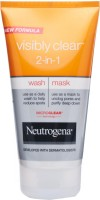 Neutrogena Visibly Clear 2-in-1 Wash and Mask(150 ml)