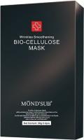 Mondsub Wrinkles Smoothening & Whitening Bio-cellulose Mask(60 g) - Price 539 83 % Off
