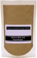 Ayurveda Essentials 100% Pure and Natural Multani Mitti with Neem Powder(100 g) - Price 125 37 % Off
