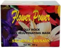 Shahnaz Husain Flower Power Holly Hock Skin Rejuvenating Mask(100 g)