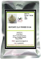 MG Naturals BENTONITE CLAY POWDER(50 g) - Price 94 46 % Off