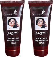 Shahnaz Husain Chocolate Rejuvenating Mask Pack Of 2(100 g)