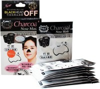 Out Of Box Charcoal Nose Mask Deep Cleansing Blackhead Remover Pore Refining(10 Pouches) 250g(250 g)