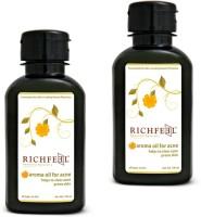 Richfeel Oil For Acne 100ml (Pack Of 2)(200 ml)