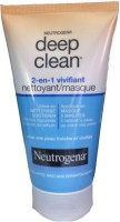 Neutrogena Deep Clean Nettoyant Masque Face Wash(150 ml)