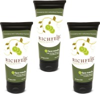 Richfeel Cucumber (Pack Of 3) Face Wash(300 g)