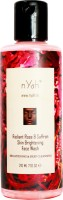 Nyah Radiant Roses Skin Brightening  Face Wash(210 ml)
