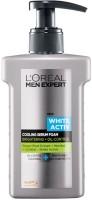 L'Oreal Paris Men Expert White Active Cooling Serum Foam - Brightening + Oil Control Face Wash(150 ml)