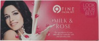 9 Fine Milk & Rose 270 g