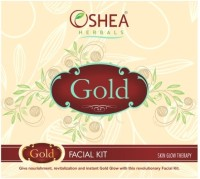 Oshea Herbals Gold, Skin Glow Therapy 209 g(Set of 5)