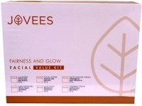 Jovees Fairness and Glow Facial Kit 315 g(Set of 6)