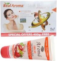 Real Aroma Skin Tightening Facial Kit 5-in-1 740 g(Set of 5)