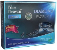 Blue Heaven Diamond Facial Kit 260 ml(Set of 6)