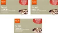 VLCC Pearl Facial Kit Pack of 3 140 g(Set of 3)