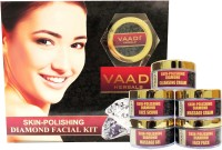 Vaadi Herbals Skin-polishing Diamond Facial Kit 270 g(Set of 5)