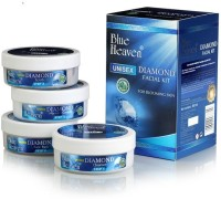 Blue Heaven Diamond Facial Kit 800 ml(Set of 4)