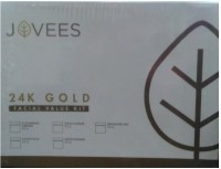 Jovees 24 Carat Gold Facial Kit Large 250 g(Set of 5)