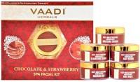 Vaadi Herbals Chocolate & Strawberry Facial Kit 270 g(Set of 5)