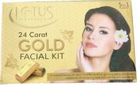Stardeals Stardeals Lotus Gold Facial Kit 600 g