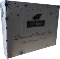 Pure Roots Diamond Facial Kit 300 g(Set of 5)