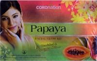 Coronation Herbal Papaya Glow Kit 45 g(Set of 4)