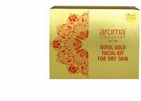 Aroma Treasures Royal Gold Facial Kit for Dry Skin 225 g