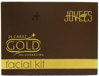 Jovees Jovees 24 Carat Gold Rejuvenating Facial kit(Set of 5)