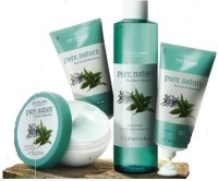Oriflame Sweden Pure Nature Tea Tree And Rosemary 425 g(Set of 4)