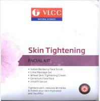 VLCC Skin Tighteniing Facial Kit (Set of 5)210g 210 g(Set of 5)