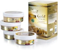 Blue Heaven Gold Facial Kit 850 ML 850 ml(Set of 4)