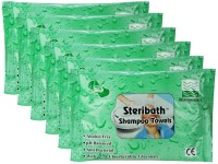 OM Shampoo Towels -No Water & Rinsing Required(Pack of 60) - Price 320 82 % Off
