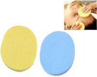 Styler Best Quality Natural Seaweed Facial Cleaning Wash Pad Puff Sponge(Pack of 2) - Price 89 82 % Off