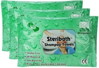 OM Shampoo Towels -No Water & Rinsing Required(Pack of 30) - Price 199 77 % Off