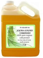 Dr Adorable Oil Golden Organic 100% Pure 128 Oz / One Gallon(3584 g) - Price 20737 30 % Off
