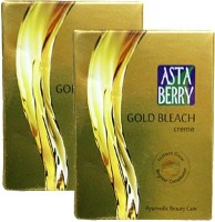 Astaberry Gold Bleach Creme-Pack of 2(42 g)