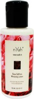 Nyah Rose Saffron Whitening Lotion SPF 30 Rose Saffron Whitening Lotion SPF 30(105 ml)