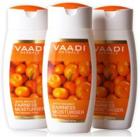 Vaadi Herbals Fairness Moisturiser with Mandarin Extract - Pack of 3 Fairness Moisturiser with Mandarin Extract - Pack of 3