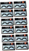 YQE Styling Eyelash Day and Night Pack(Pack of 12) - Price 499 84 % Off