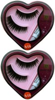 Jiaoer Styling Eyelash Day and Night Pack(Pack of 2) - Price 193 76 % Off