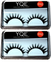 YQE Styling Eyelash Day and Night Pack(Pack of 2) - Price 189 77 % Off