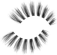 Magideal Human Hair Natural Thick Eyelash(Pack of 2)