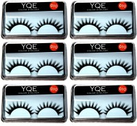 YQE Styling Eyelash Day and Night Pack(Pack of 6) - Price 299 84 % Off